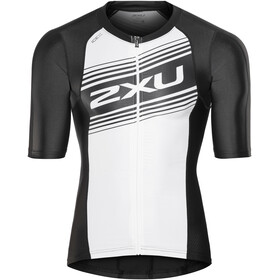 2XU Compression Heren wit/zwart